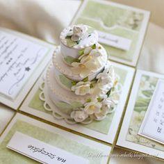 Needlework tamis: Boxes Wedding - exploding box