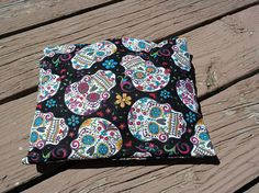 Catnip Crinkle Blankie - these are awesome! -Check out this item in my Etsy shop https://www.etsy.com/listing/533553781/catnip-crinkle-blankie-sugar-skulls