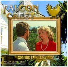 Falcon Crest Scene of the Week! Maggie and Chase discuss selling their home in New York to finally stay in the Tuscany Valley. ☞ Please share with your friends, like and comment ☜ #falconcrest #soapoperas #80s #tvshows