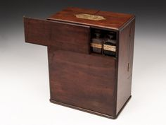 Apothecary Box : The British Antique Dealers' Association
