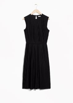 & Other Stories | Pleated Dress