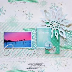 Winter Wonderland *ILS DT* by Lilith E. at Studio Calico