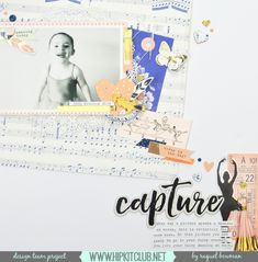 Hey everyone, Raquel here with you today on the blog sharing my first layout I have created using the September kits. For this layout today I focused on telling the story behind the photo, somethin…