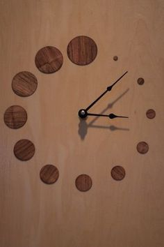 Unique Wall #clocks – Getting Your One Of A Kind DIY Clock #WoodworkClocks #WoodworkingClocks