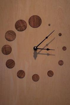 wall clock design 313352086558746867 - Unique Wall Clocks – Getting Your One Of A Kind DIY Clock Source by Cool Clocks, Unique Wall Clocks, Diy Wall Clocks, Diy Kitchen Cupboards, Mur Diy, Diy Clock, Clock Ideas, Clock Shop, Clock Decor
