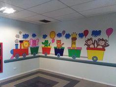 Preschool Math Games, Preschool Decor, Preschool Rooms, Toddler Learning Activities, Jungle Theme Classroom, Classroom Birthday, Toddler Classroom, Classroom Decor, Craft Work For Kids