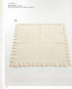 Happy crochet time for my baby  các mẫu cho baby 0-24 th