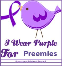 Alzheimer's Walk I Wear Purple For My Great grandma Mens Apparel support gift has little purple bird holding an Alzheimers awareness purple ribbon in its beak. Perfect to raise awareness during the month of November. Preemie Babies, Premature Baby, Preemies, Alzheimers Awareness, Cancer Awareness, Walk To End Alzheimer's, Alzheimer's Walk, World Prematurity Day, Micro Preemie