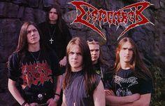 #Dismember #1991 #DeathMetal