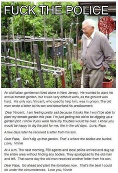 If this is true, this is so funny! Also, quite cute haha