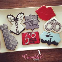 50 Shades of Grey - Crumbles by Nicole