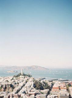San Francisco Bay from the Mandarin Oriental | Jen Huang Photo | September in San Francisco