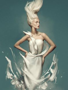 Creative Concept Art by Gerry Arthur
