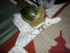 Love my large green acorns to decorate for fall with.