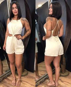 Classy Outfits, Beautiful Outfits, Cool Outfits, Summer Outfits, Casual Outfits, Fashion Outfits, Curvy Women Fashion, Womens Fashion, Tropical Outfit