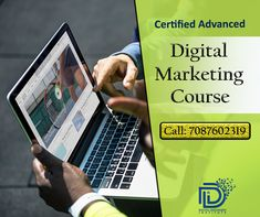 Learn the most in-demand marketing skills and put your career in a high gear with our advanced digital marketing certification course taught by an expert faculty. Discovery, Digital Marketing, Career, Teaching, Carrera, Education, Onderwijs, Learning, Tutorials