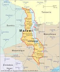 Malawi:  17,241,754:  Capital - Lilongwe:  Life Expectancy:  53.17 - 102nd largest country in the world