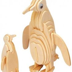 Gepetto's Penguin - Wooden Puzzle - Toys and Games Ireland 3d Puzzles, Wooden Puzzles, Cheap Toys, Puzzle Toys, Craft Kits, Cool Toys, Squirrel, Penguins, Make It Yourself