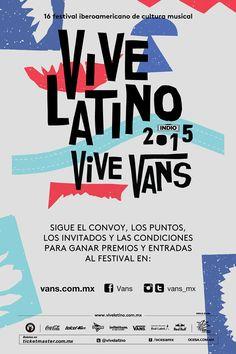 Comienza la Ruta Vive Latino y podrás ganar boletos.