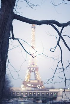 Paris #bokeh #photography #landscape