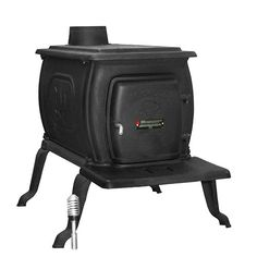 8.US Stove 2469E Large EPA Cast Iron Logwood Stove