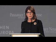 Prinzessin Caroline von Hannover erhält in Passau den MiE-Charity Award 2011