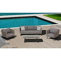 OVE Decors Danforth 4-Piece Conversation Set - Sam's Club