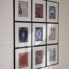 France Centimes - Ethan Allen US I wonder if I could enlarge an old postage stamp?