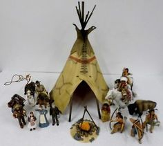 Indian teepee villages | photos not available for this variation