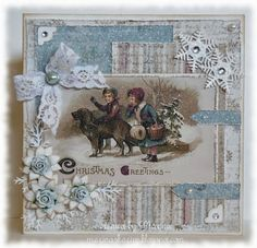 Marinas Karten-Kiste: Winter/Weihnachten 2013