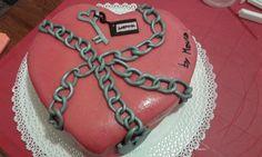 Addio al nubilato - cuore incatenato - san valentino