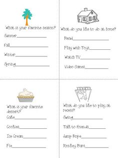 Love this graphing activity.