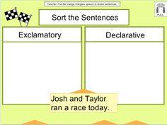Declarative, Exclamatory, and Interrogative Sentences #DigiCore