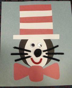 Dr. Seuss craft | FollowPics