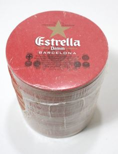 100 Estrella Damm Barcelona Beer Coasters The Beer Of Barcelona Beer Coasters, Barcelona, Store, Ebay, Storage, Shop