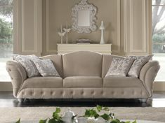 Living Room Sofa Design, Home Room Design, Home Living Room, Living Room Designs, Living Room Decor, Sofa Set Designs, Sofa Home, Luxury Sofa, Upholstered Sofa