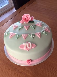 70th Birthday Cake                                                                                                                                                                                 More