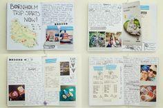 lawendowe sny Journal Notebook, Travel Journals, Art Journals, Gallery Wall, Notebooks, Frame, Journaling, Caro Diario, Caro Diario