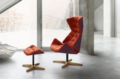 © Thonet Lounge-Sessel 808 Tropic, Design Formstelle