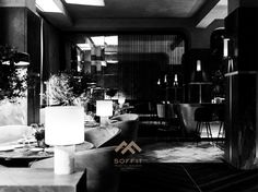 Ознакомьтесь с моим проектом @Behance: «Project Interior №1. Restaurant» https://www.behance.net/gallery/53684825/Project-Interior-1-Restaurant