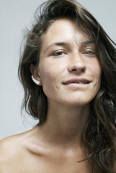 Sophie Bille Brahe pearl earring