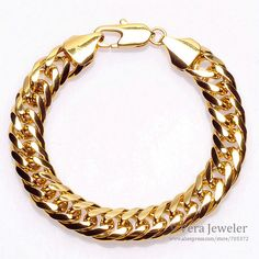 gold chains for men - Google Search