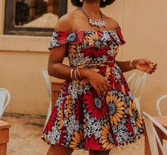 African Attire, African Dress, African Wedding Dress, Wedding Dresses, Ankara Dress, African Prints, Summer Outfits, Size 12, Beach
