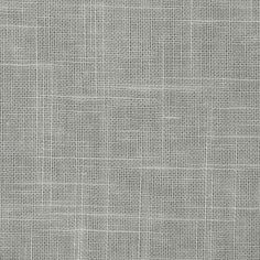 Harper Home Sunrise Linen Blend Silver from @fabricdotcom  This medium/heavyweight linen/cotton blend fabric is perfect for window accents (draperies, valances, curtains and swags), toss pillows and upholstery. Machine wash to soften, or dry clean to maintain original texture.