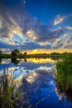 Reflection! (Poland) by Kuba Szymik on 500px