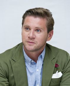 "Allen Leech aka 'Tom Branson',  Promoting Season 5 of ""Downton Abbey"""