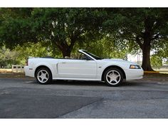 2001 Ford Mustang GT Convertible 27K Original Miles No Accidents 5-Speed 4.6L V8