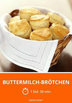 Buttermilch-Brötchen - smarter - Zeit: 1 Std. 30 Min.   eatsmarter.de