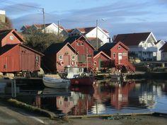 Lillehavn, Lindesnes, Norway