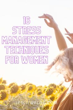 Stress Management Techniques, Management Tips, How To Lower Stress, Latest Health News, Ways To Stay Healthy, Mental Health Issues, Healthy Women, Healthy Living, Healthy Life